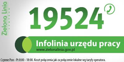 Zielona Linia, tel. 19524
